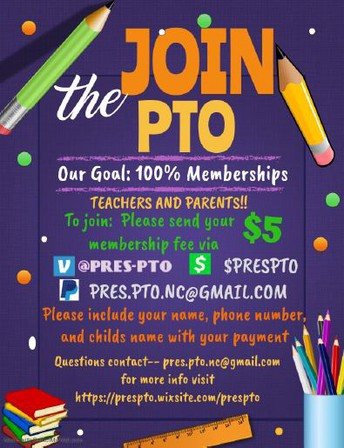 Have You Joined Our PTO?