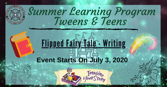 7/3-Flipped Fairy Tale Writing