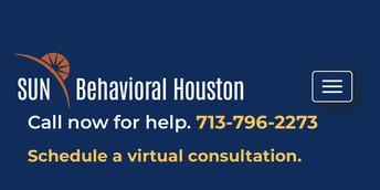 SUN Behavioral Hospital Offers Telehealth