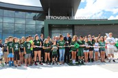 NEW STRONGSVILLE MIDDLE SCHOOL OPENS