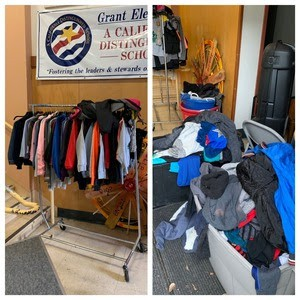 Lost & Found Mound - Friday Deadline