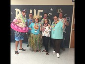 "Spirit Week - ""Moana Monday"""