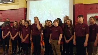 MDJH Choir