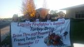Lincoln Turkey Drive