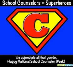 *Counselor appreciation week- THANK YOU! Ms. Gamez & Ms. Hernandez for ALL that you do!