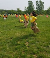 Sack Races @ Field Day '17