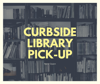 Curbside Library Pick-up