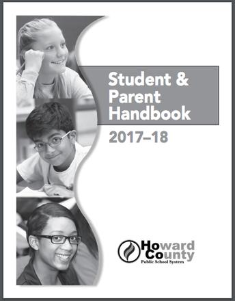 HCPSS Student and Parent Handbook