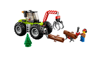 LEGO City Forest Tractor- 60181