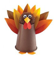 Tabletop Turkey Craft