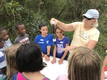 Camp Albemarle Field Trip