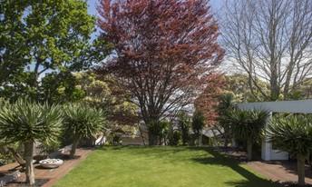 The Holyoake Garden