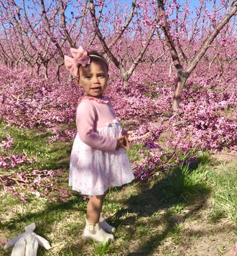 My Niece Ellarie Greer