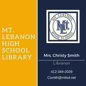 Mt. Lebanon HS Library