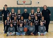 FISAL Champions, Girls Basketball