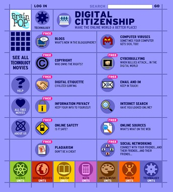 We Are Digital Citizens: New Resources for a New School Year