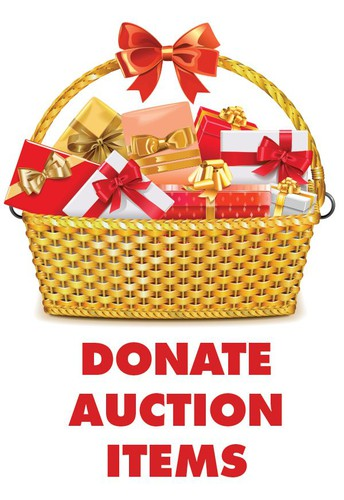 AUCTION ITEMS STILL NEEDED