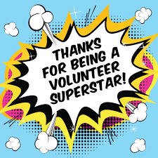 Happy National Volunteer Month!