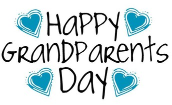 Friday Sept 7: Grandparents Day