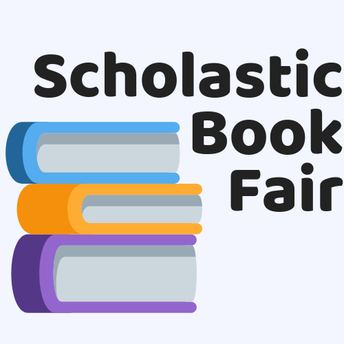 3 books for Scholastic Book Fair