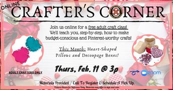 Crafter's Corner