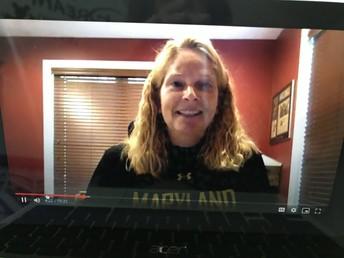 Brenda Frese, Entrenadora Principal de Baloncesto Femenino de la Universidad de Maryland