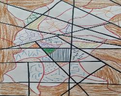Angle and Line Art