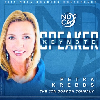 Did you know that we have a speaker from The Jon Gordon Companies at our 2019 Conference?