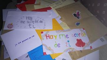 Cartas para un amig@