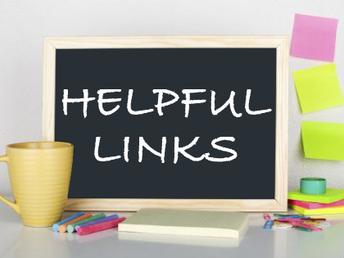Helpful Technology Links