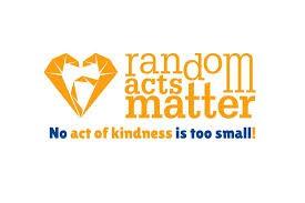 Rifa de Los actos de bondad son importantes