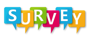 Have you taken the survey? Time is running out!