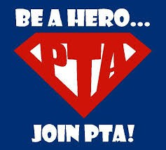 Join PTA and be a H.E.R.O.