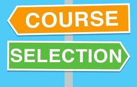 High school course selection
