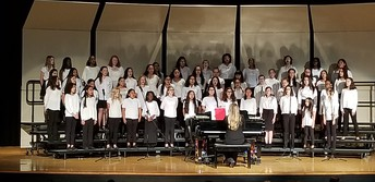 7th Grade Women's Choir