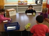 Writing heart word sentences
