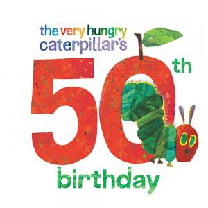 The Very Hungry Caterpillar turns 50!