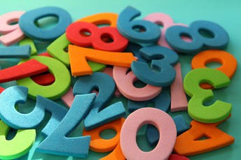 January is Numeracy Month!