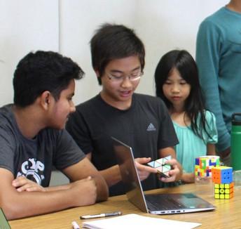 Rubik's Cube Club