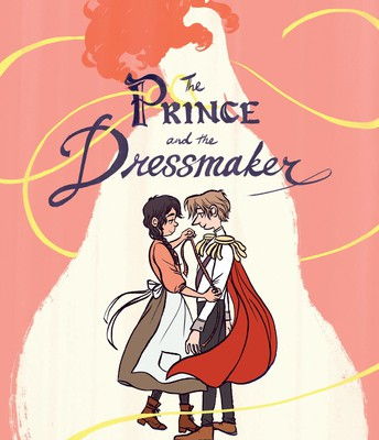 The Prince and the Dressmaker by Jen Want