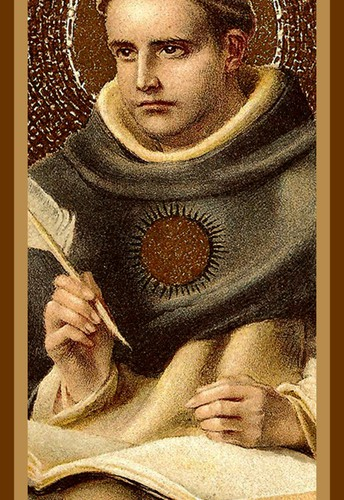 Saint Thomas Aquinas: Feast Day – January 28