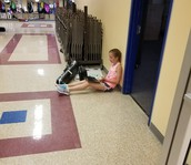 Creating videos for incoming 5th graders