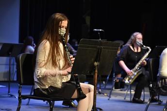 Band Club Clarinets