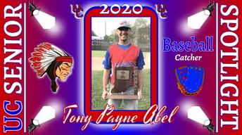 UC Class of 2020 Tony Payne Abel