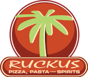 Thank you Ruckus Pizza!