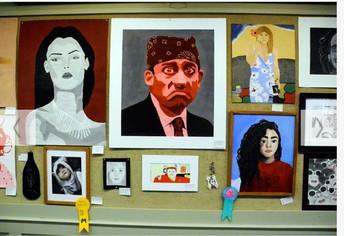 SLHS Art Show
