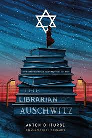 One Minute Book Review - Librarian of Auschwitz
