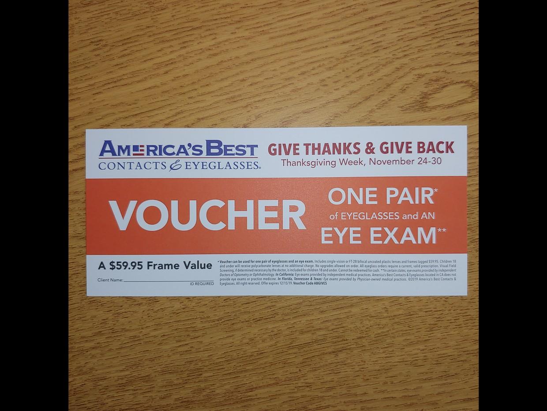 American Best Voucher