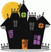 HAUNTED HOUSE NEEDS BOO!