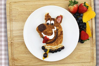 Scoopy Doo Pancakes